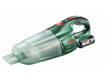 Aku ruční vysavač Bosch PAS 18 LI, 06033B9002