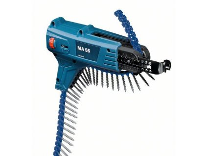 Sádrokartonářský šroubovák Bosch MA 55 Professional, 1600Z0000Y