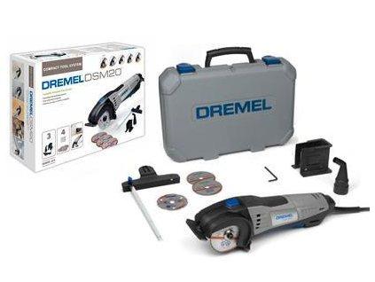 Sestava kompaktního nářadí Dremel DSM20, 8ks příslušenství, F013SM20JC