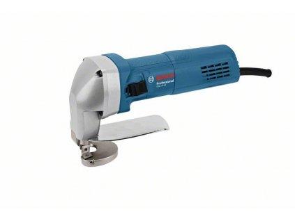 Elektrické nůžky na plech Bosch GSC 75-16 (750 W; střih 1,6 mm) Professional, 0601500500