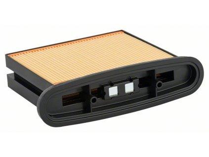 Celulózový skládaný filtr - 4 300 cm2, 257 x 69 x 187 mm - 3165140257589 BOSCH