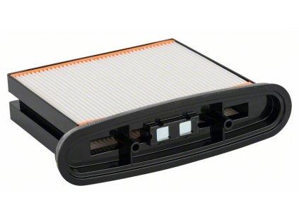 Polyesterový skládaný filtr - 4 300 cm2, 257 x 69 x 187 mm - 3165140257596 BOSCH