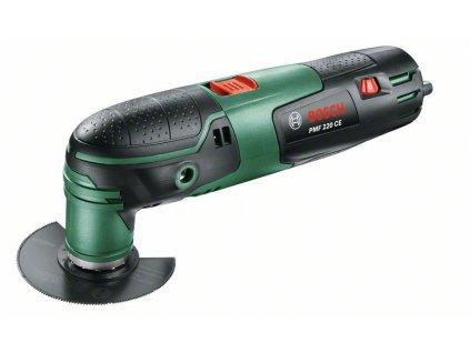 Multifunkční nářadí Bosch PMF 220 CE, kufr, 0603102020