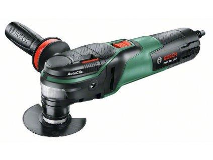 Multifunkční nářadí Bosch PMF 350 CES, kufr, 0603102220