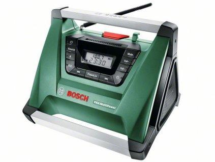 Aku rádio Bosch PRA MultiPower, bez akumulátoru a nabíječky, 2x3,5W, 06039A9000