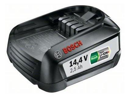 Zásuvný akumulátor Bosch PBA 14,4 V 2,5 Ah W-B, 1607A3500U