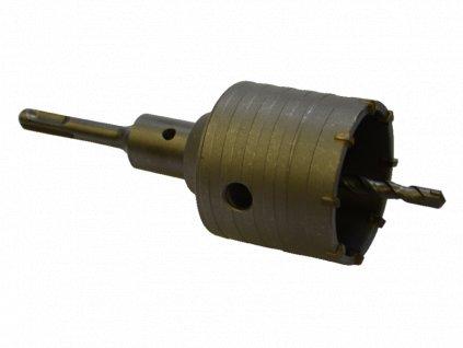 Vrták vykružovací 65mm SDS Plus, GEKO