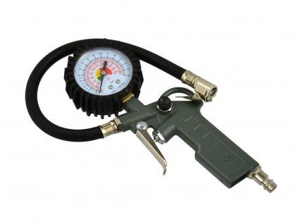 Pistole foukací s manometrem, max. tlak 8bar GEKO