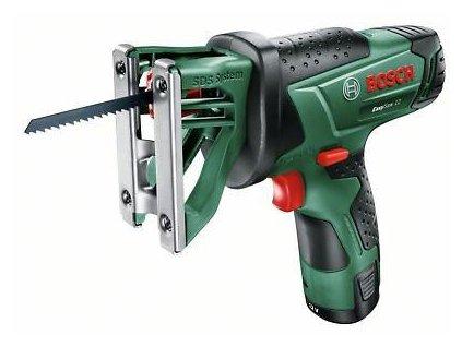 Aku kmitací pila EasySaw 12 Bosch (baterie 2,5 Ah, nabíječka), 06033B4004