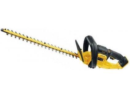 Aku nůžky na živé ploty 18 V DeWalt, bez akumulátorů  + +  pro REGISTROVANÉ NOVĚ 3% dolů!