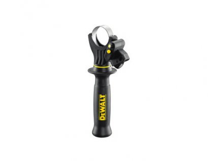 Boční rukojeť 43mm se světlem pro D25012 / D25013 DeWalt  + +  pro REGISTROVANÉ NOVĚ 3% dolů!