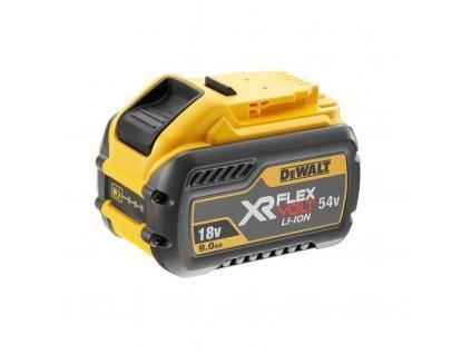 Dewalt 18/54 V XR FLEXVOLT 9,0/3,0 Ah zásuvný akumulátor  + +  pro REGISTROVANÉ NOVĚ 3% dolů!