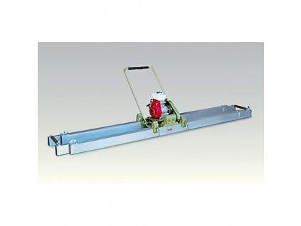 Enar Dvojitá výsuvná lišta 2,5 až 4,5 m ocelová