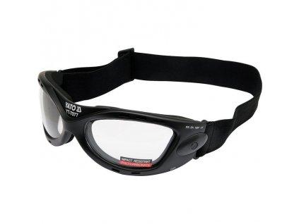 Ochranné brýle s páskem typ 2876, YATO