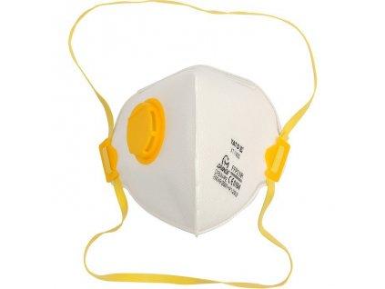 Protiprašná maska s ventilem, YATO