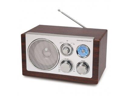 Retro rádio ORAVA RR-19