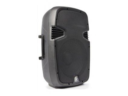 "Skytec SPJ-12, aktivní 12"" reprobox MP3-SD-USB 300W"