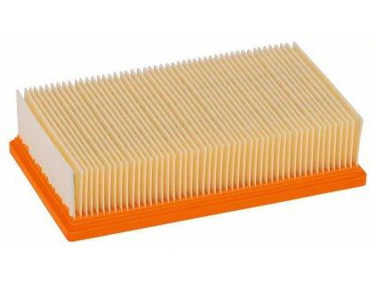 Celulózový plochý skládaný filtr - pro GAS 35-55 - 3165140713566 BOSCH