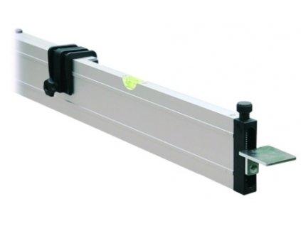 Stahovací hliníková lať 0.80-1.40m