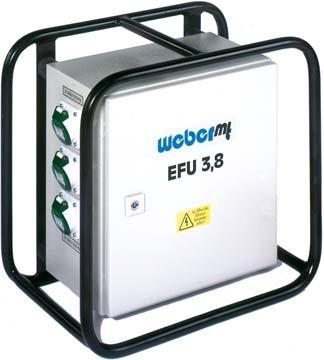 Weber MT Měnič frekvence a napětí WEBER EFU 5,6