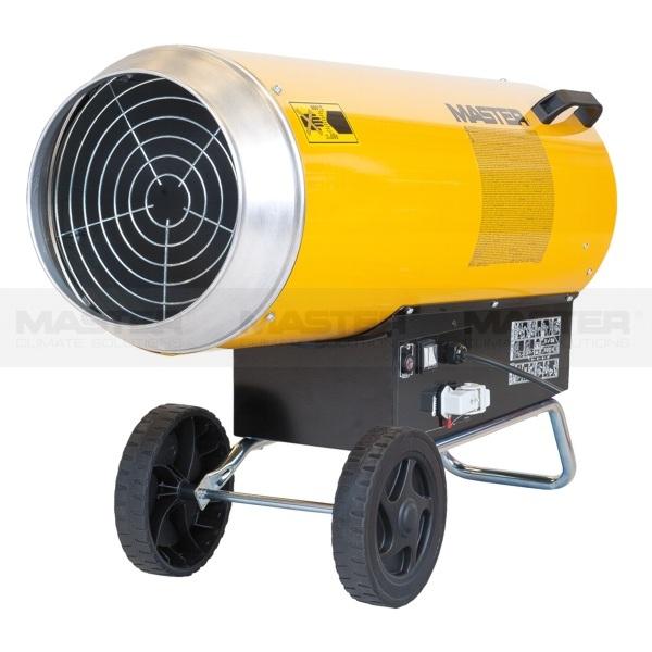 Master BLP 103 ET plynové topidlo