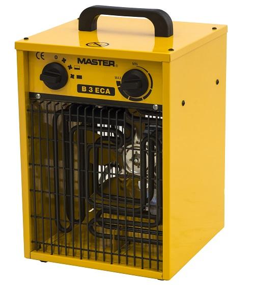 Master B 3 ECA Elektrické topidlo