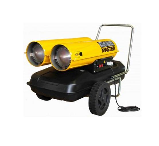 Master B 300 CED Mobilní naftové topidlo