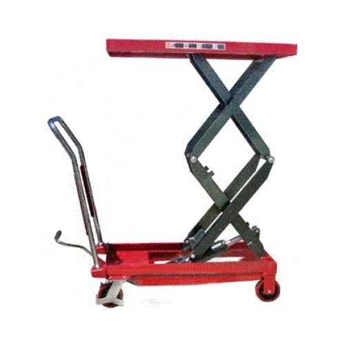 Ostatní Pojizdný zvedací stůl 350 kg