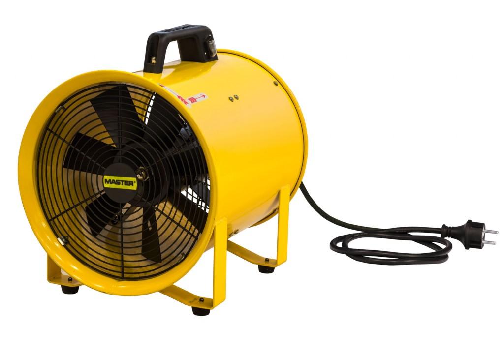 Master BLM 6800 Mobilní axiální ventilátor