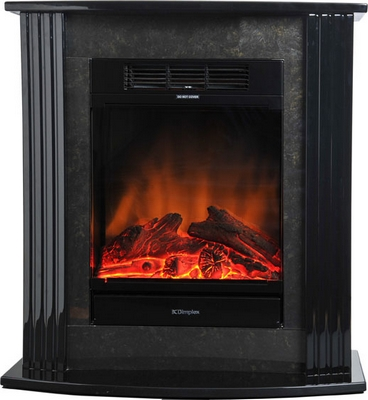 Dimplex Elektrický krb Mozart mini black Optiflame