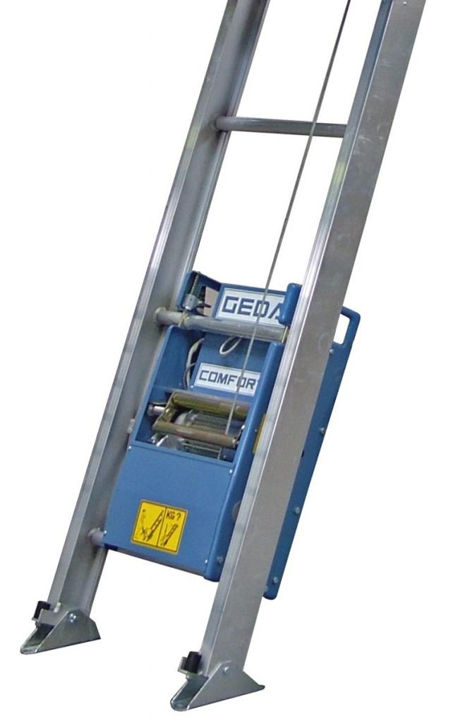 GEDA LIFT 250 Comfort Stavební výtah