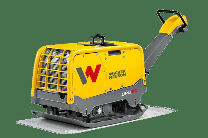 Reverzní vibrační deska Wacker Neuson DPU80Lem670