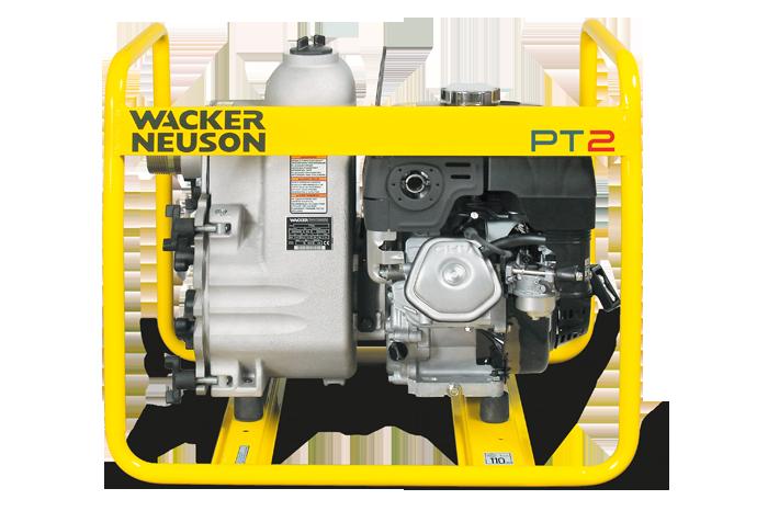 Čerpadlo Wacker Neuson PT 2A