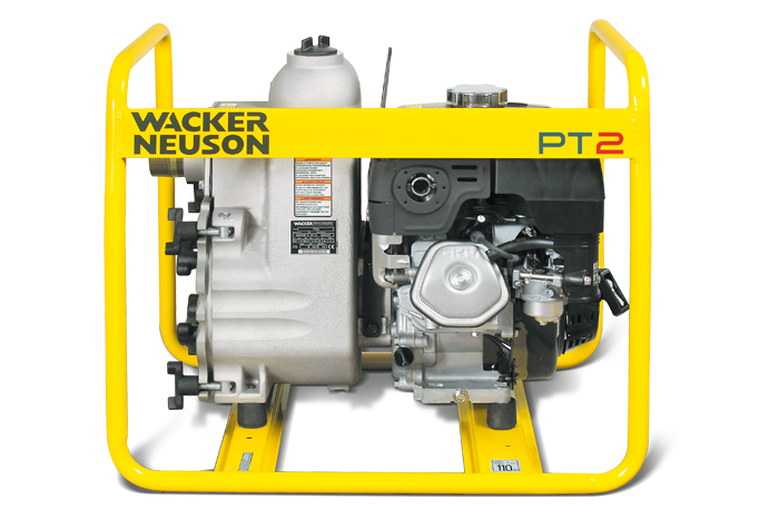 Čerpadlo Wacker Neuson PT 3A