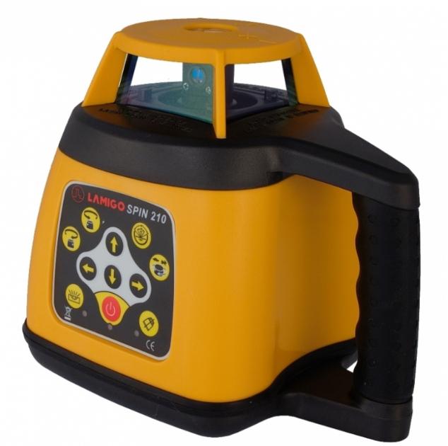 Rotační sklonový laser Lamigo Spin 210