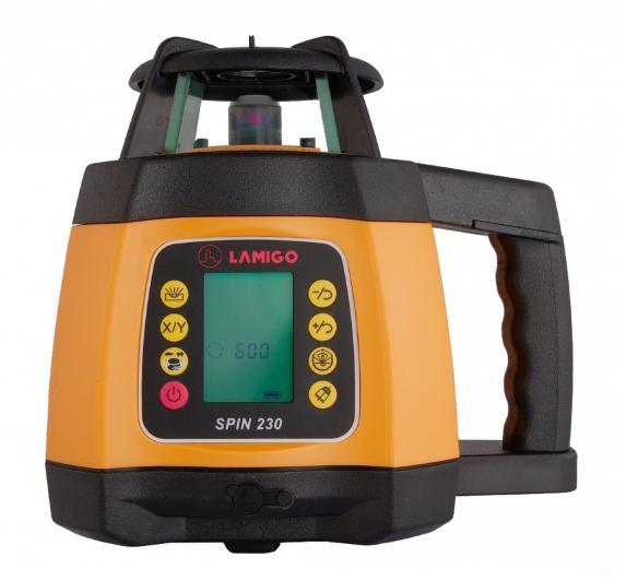 Rotační sklonový laser Lamigo Spin 230