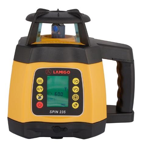 Rotační sklonový laser Lamigo Spin 235