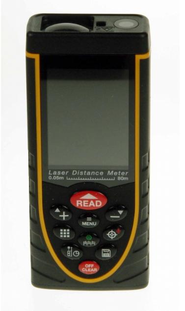Laserový dálkoměr SA-80T s kamerou
