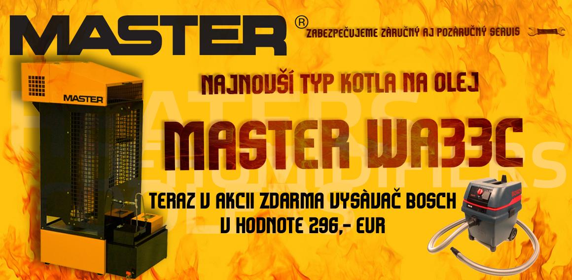 master wa 33