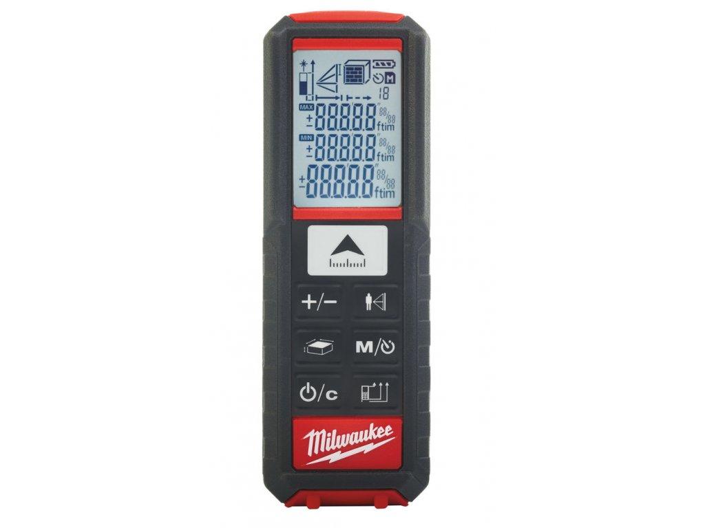 MILWAUKEE Laserový merač vzdialenosti LDM 50