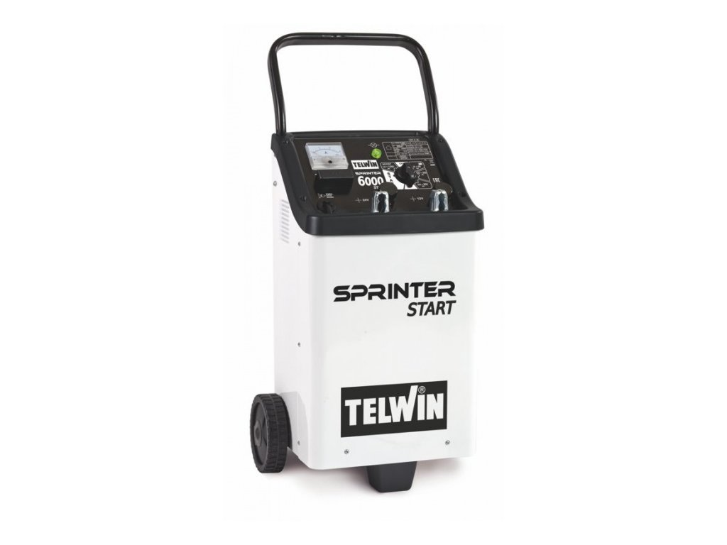 TELWIN SPRINTER 6000 START - Štartovací zdroj