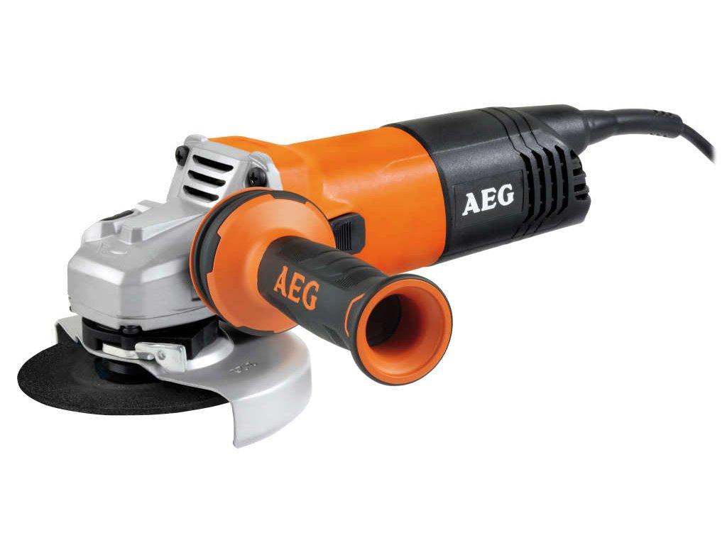 AEG Malá uhlová brúska WS 9-115