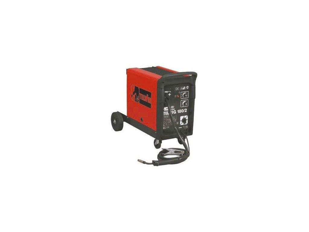 Zváračka CO2 Telmig 180/2 MIG-MAG