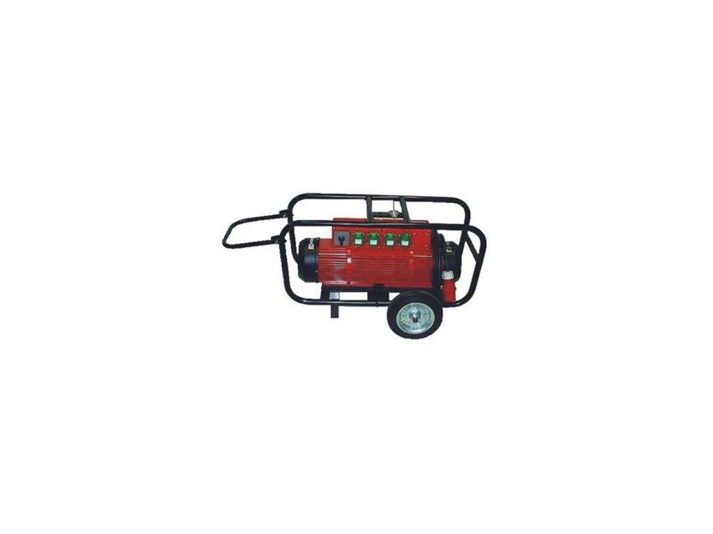 Menič frekvencie a napätia Hervisa - Perles CAF 600