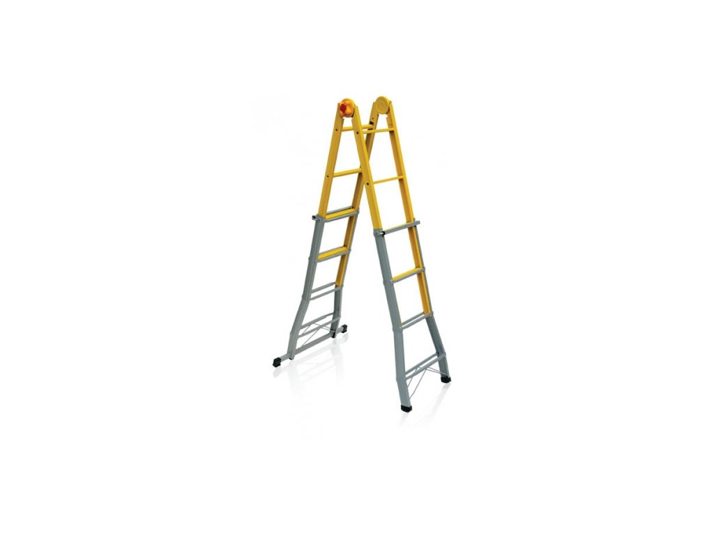 Viacúčelový oceľový rebrík B 43 FS