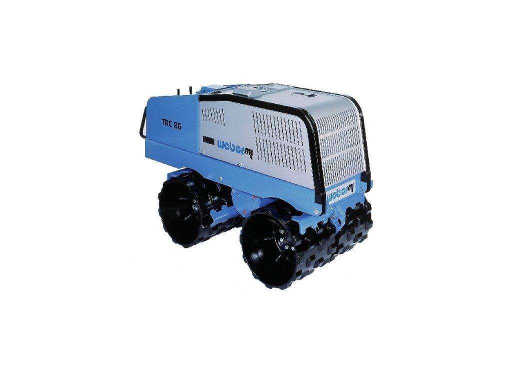 Vibračný valec WEBER TRC 86