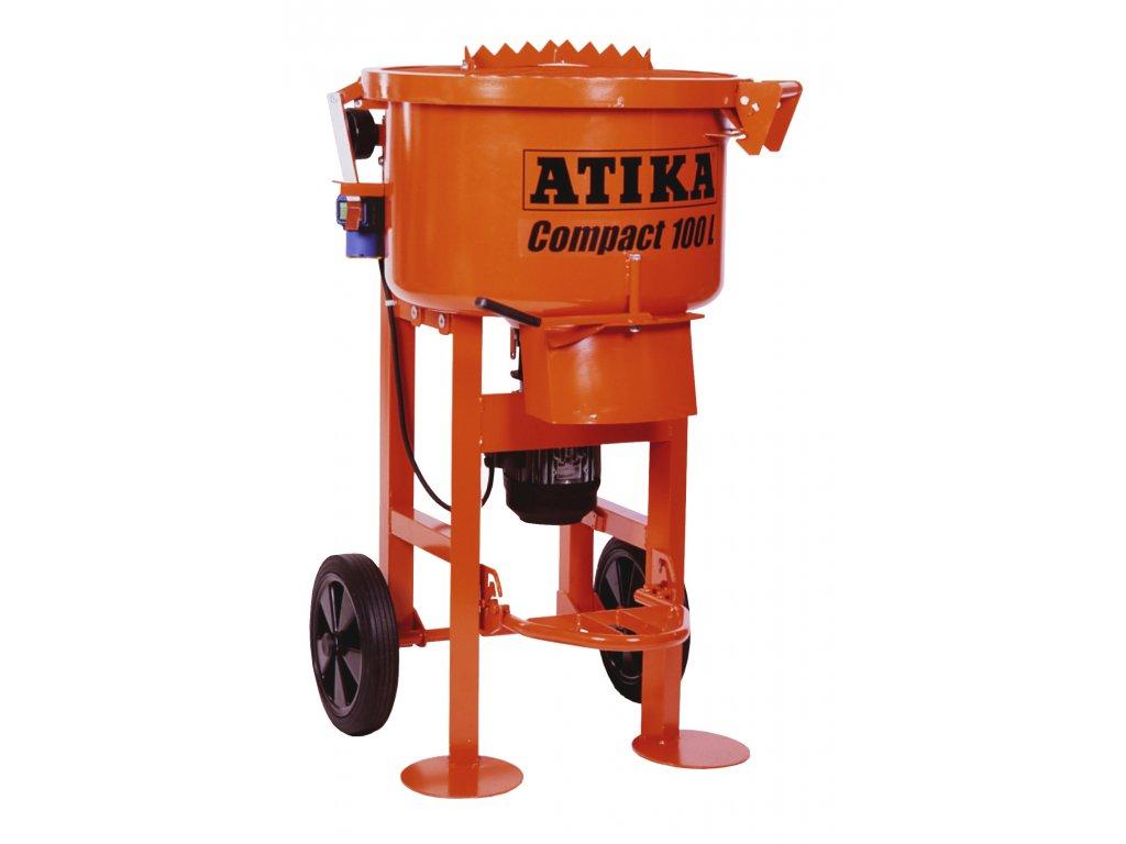 Stavebná miešačka tanierová ATIKA Compact 100 - 230V, 2000W