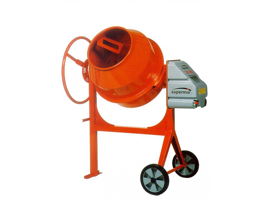 Stavebná miešačka ATIKA SX 145 - 230V, 600W