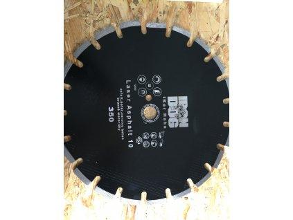 Diamantový kotúč ASFALT 350 - 25,4mm