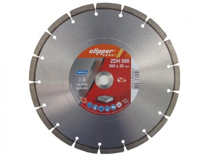 Diamantový kotúč ZDH 500 priemer 500mm (pre kamenárske stolové píly a rezače škár)
